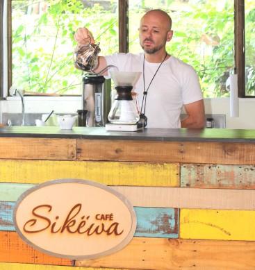 Café Sikëwa es además el distribuidor autorizado de Chemex y Aeropress en Costa Rica.