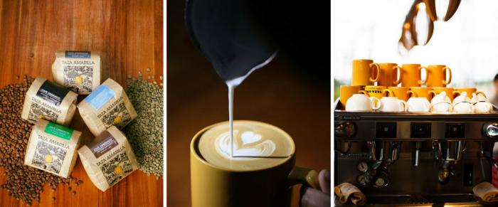 Taza Amarilla: Líderes en caféorgánico