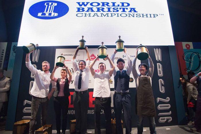 El dilema del Campeonato Mundial deBaristas