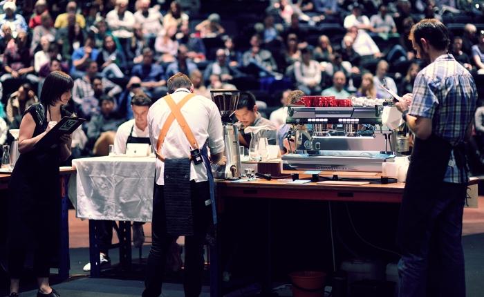 ¿Por qué patrocinar a un barista en uncampeonato?