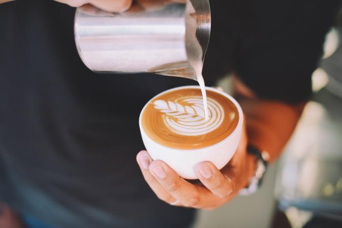 Precision Milk por BaristaHustle