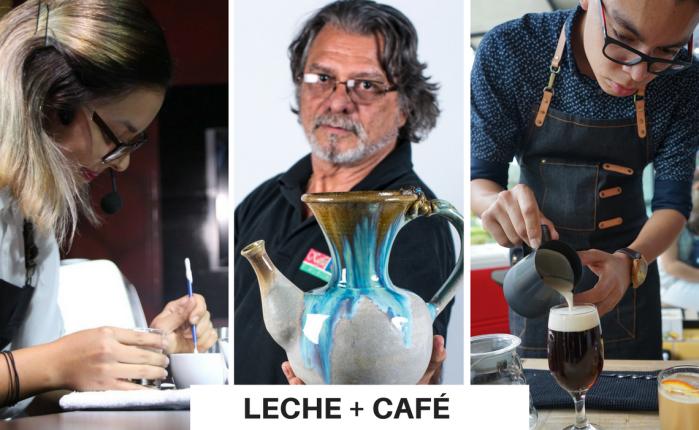 Leche + Café Edición2017