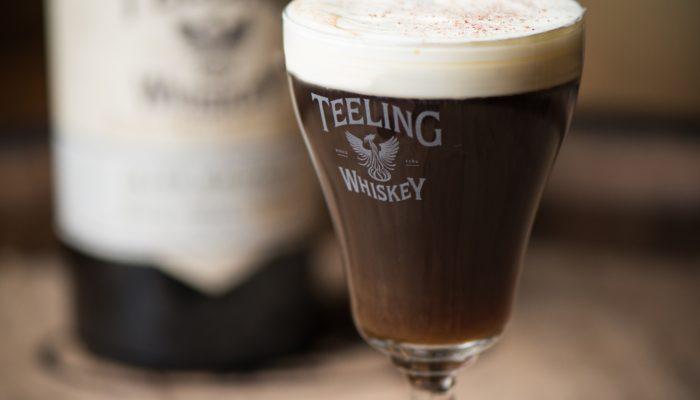 ¿Cómo se prepara correctamente el caféirlandés?