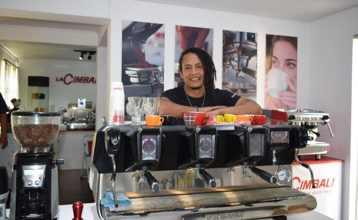 Jesús Gamarra – El artista delcafé